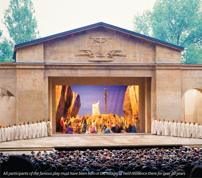 how long does the oberammergau passion play last