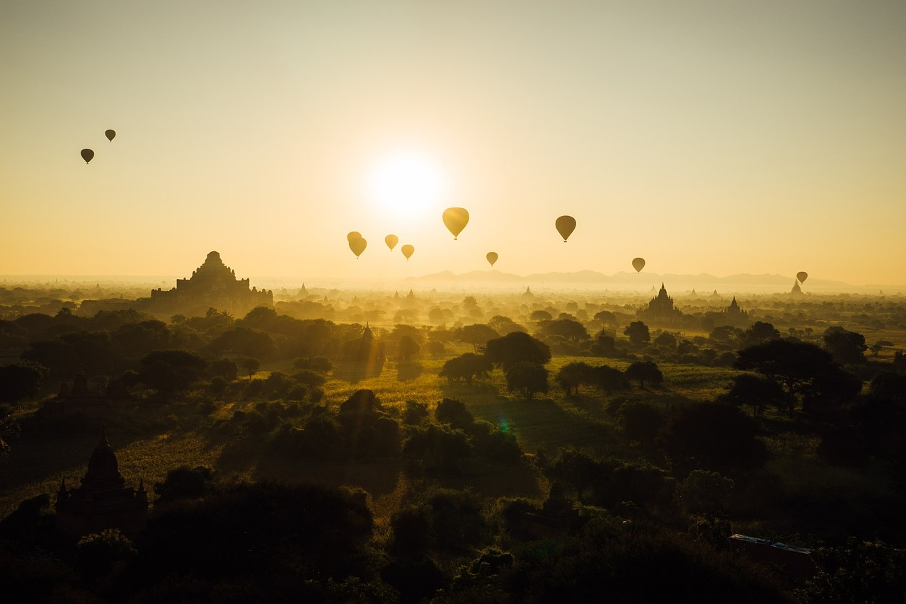 guided tours Myanmar